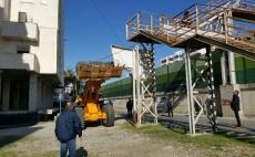 IKMT operacion në aksin rrugor Durrës-Vlorë