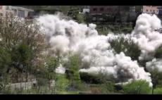 IKMT shemb me shpërthim të kontrolluar ndërtesën 5 katëshe 19.04.2019