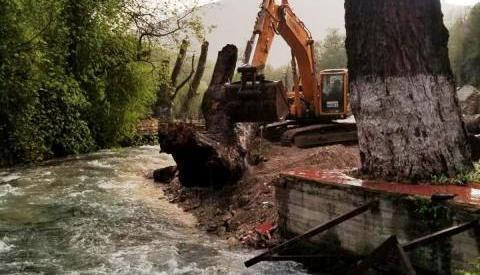 IKMT duke pastruar ne prag sezoni turistik tek Syri i Kalter 14/04/2019
